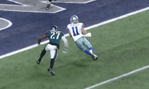 Cowboys Blog - Dallas Cowboys Big Time Plays From Week 9