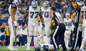 Cowboys Blog - Missing In Action: Dallas Cowboys Offense Absent In Loss To Carolina Panthers 1