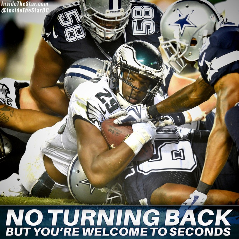 Cowboys Blog - Welcome Home, DeMarco Murray