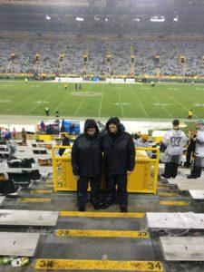 Cowboys Blog - A Dallas Cowboys Fan's Trip To Lambeau Field 7