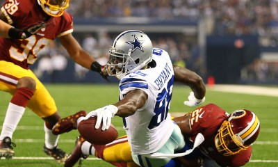 Cowboys Blog - Dallas @ Washington Injury Report: Cowboys Have The Upper Hand