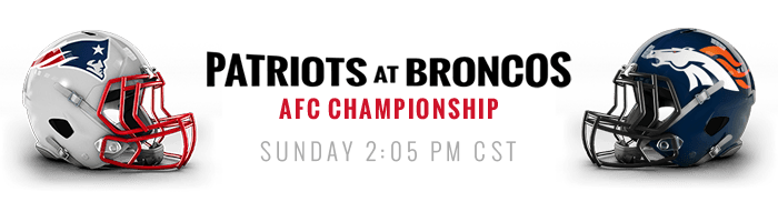 NFL Blog - AFC/NFC Championship Picks: Who's Super Bowl Bound? 2
