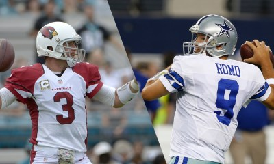 Cowboys Blog - Carson Palmer Gives Hope for Tony Romo's Future