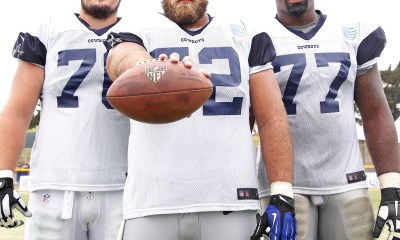 Cowboys Blog - Dallas Cowboys Offensive Line Grades As League's Best