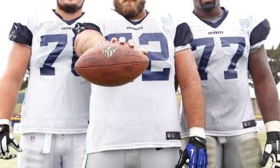 Cowboys Blog - Dallas Cowboys Offensive Line Grades As League's Best