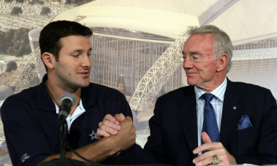 """Cowboys Blog - Jerry Jones on 2016 Draft: """"There's No Have-To Here"""" At QB 1"""