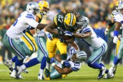 Cowboys Blog - Does Eddie Lacy Own The Dallas Cowboys?