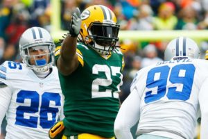 Cowboys Blog - Does Eddie Lacy Own The Dallas Cowboys? 3