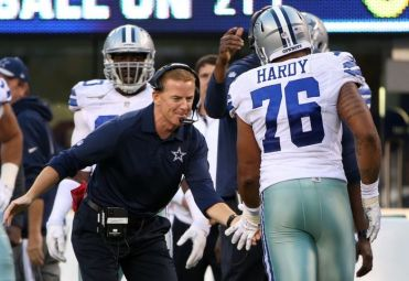 "Cowboys Blog - Jason Garrett Says Greg Hardy Is A ""Free Agent"""