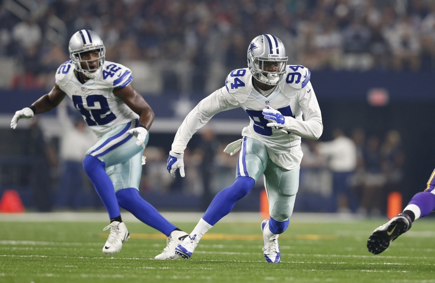 Cowboys Blog - Randy Gregory, I am Disappointed. Plain and Simple