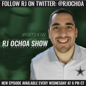 Cowboys Blog - #RJOShow Ep. 2: NFL Retirements/Retirees, All-NFC North Team, & Texans Chatter