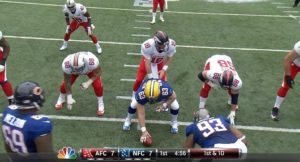 Cowboys Blog - [VIDEO] Cowboys Center Travis Frederick Takes Last Snap In Pro Bowl