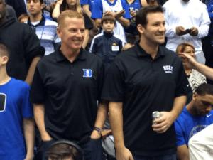 "Cowboys Headlines - Tony Romo And Jason Garrett Visit ""The Boss"" At MSG"