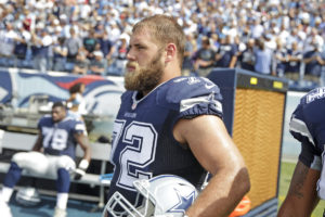 Cowboys Headlines - Dallas Cowboys Pick Up C Travis Frederick's 5th Year Option 1