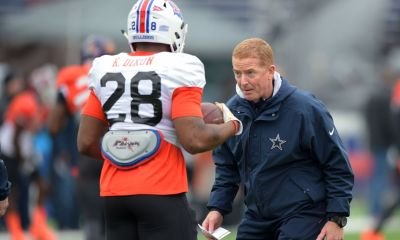 Cowboys Draft - NFL Draft: What To Look For In RB Prospects