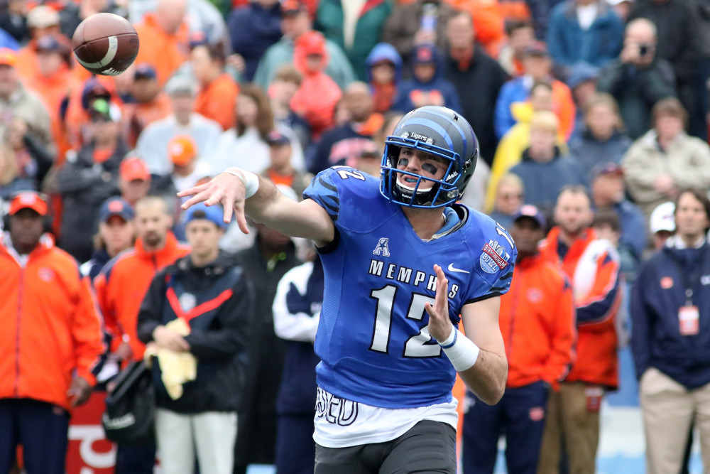 Cowboys Headlines - Paxton Lynch Taken 4th Overall?