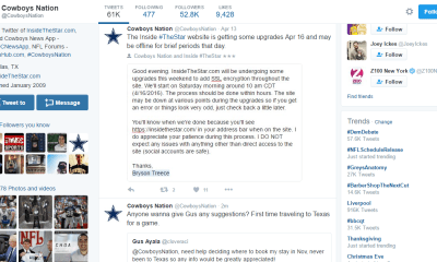 Cowboys Headlines - Tweet Break: Best of #Cowboys Twitter for Apr. 15th