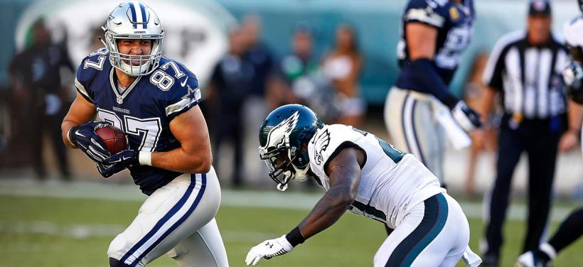 Cowboys Headlines - Cowboys Have Another Option To Play Fullback On Roster 1