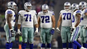 Cowboys Headlines - Is the Best Football Ahead for the Cowboys Offensive Line?