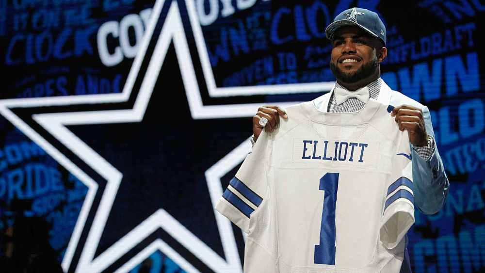 Cowboys Headlines - Rookie Watch: Cowboys Sign Ezekiel Elliott, 3 Others