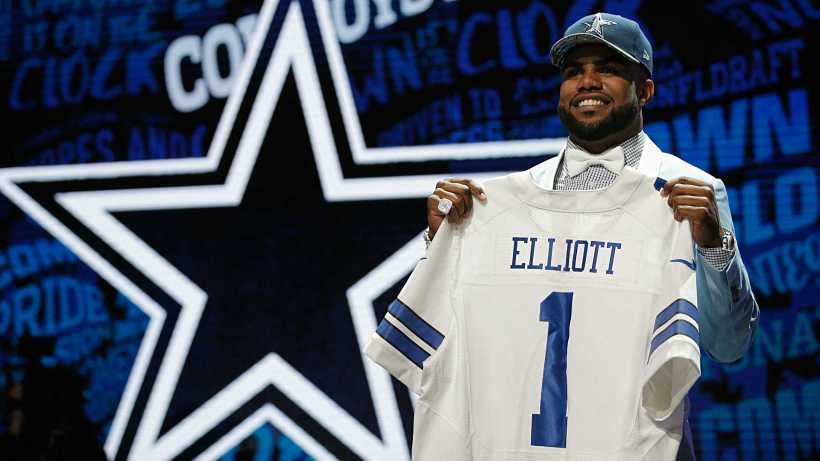 Cowboys Headlines - Rookie Watch: Cowboys Sign Ezekiel Elliott, 3 Others