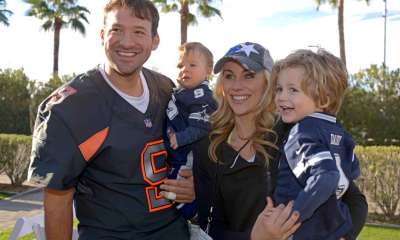Cowboys Headlines - Tony And Candice Romo Open Up About Their Family With NBC 5