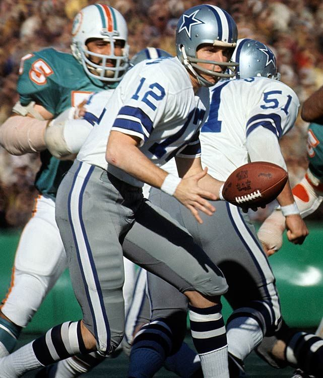 Cowboys Headlines - What Smith and Staubach Have in Common