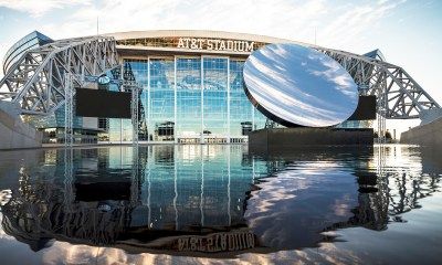 Cowboys Headlines - AT&T Stadium's The Stadium Club Set To Open In Fall Of 2016