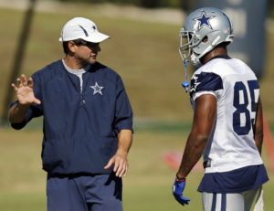 Cowboys Headlines - Cowboys Mini-Camp: Dez Bryant's Recovery Benefits Young WRs 1