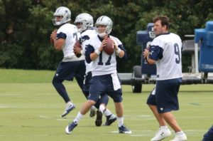 Cowboys Headlines - Dallas Cowboys: Training Camp Position Battles 6