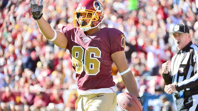 Pre-Combine, 5-Round, 12-Team Fantasy Football Mock Draft - Jordan Reed
