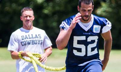 Cowboys Headlines - Rolando McClain's Absence Opens The Door At MLB For Andrew Gachkar