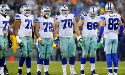 Cowboys Headlines - 2016 Cowboys Camp: Strongest Position?