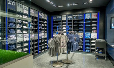 Cowboys Headlines - Dallas Cowboys Completely Dominate NFL Merchandise Sales