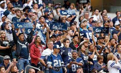 "Cowboys Headlines - We Salute a Great Cowboys ""Man Cave"""