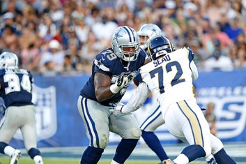 Cowboys Headlines - Cowboys 2016 Roster Projection: Preseason Week 3