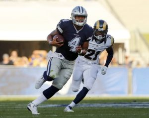 Cowboys Headlines - Cowboys' Offensive, Defensive, Special Teams MVPs Against Rams 1