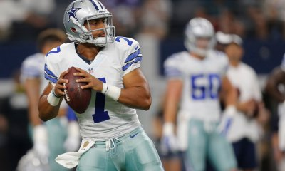 Cowboys Headlines - Dolphins at Cowboys: Plenty of Showers in the Forecast?