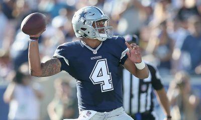 Cowboys Headlines - Hope Behind Romo: The Excitement of Dak Prescott