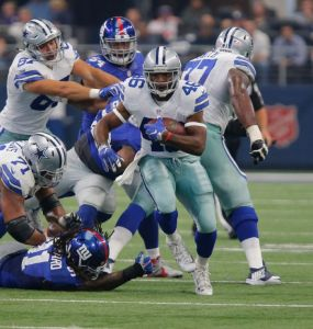 Cowboys Headlines - Alfred Morris Completely Owns The NFC East 1