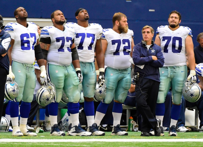 Cowboys Headlines - Cowboys Loss Begins With Success Of Giants' Defensive Line 1