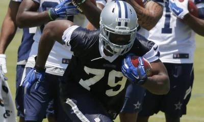 Cowboys Headlines - Cowboys Place Rookie Defensive End Charles Tapper On IR
