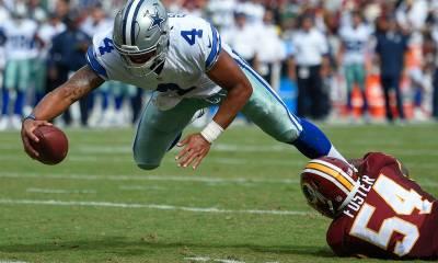 Cowboys Headlines - Cowboys Rookie Report: Prescott Wins, Elliott Wilts