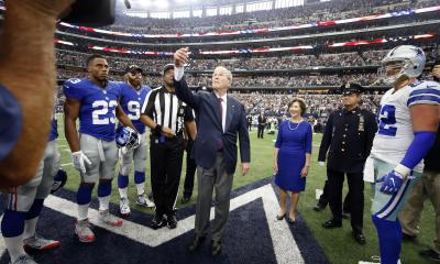 Cowboys Headlines - Cowboys Save NFL From Totally Down Season-Opening TV Ratings 2