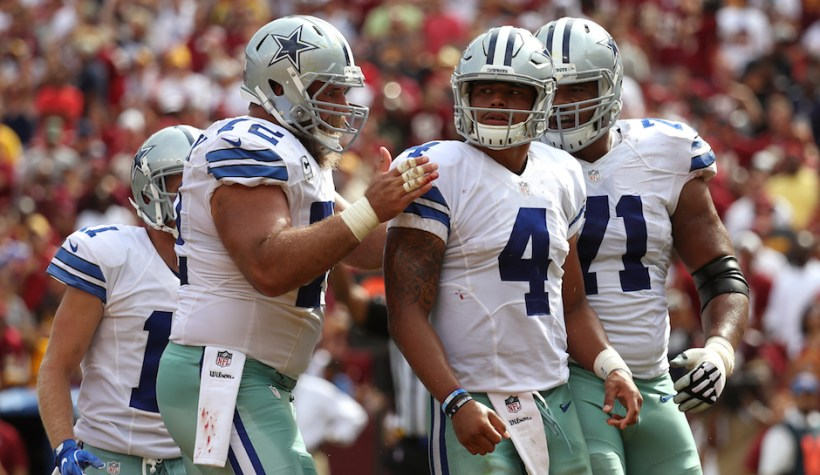 Cowboys Headlines - #DALvsCHI: Key Matchups To Watch Sunday Night 1