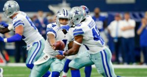 Cowboys Headlines - #DALvsWASH: Expect Improved Running Game From Cowboys 2