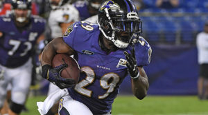 Fantasy Football - Fantasy Football Running Back Rankings - Week 1 1
