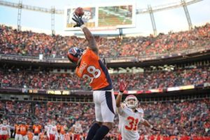 Fantasy Football - Fantasy Football Wide Receiver Rankings - Week 1 1