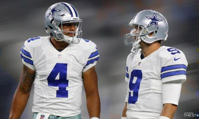 Dak Prescott, Tony Romo, Inside The Star