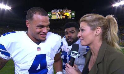 Cowboys Headlines - Dak Prescott And Ezekiel Elliott Both Nominated For Pepsi Rookie Of The Week